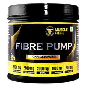 muscle fibre pre workout