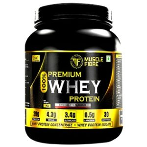 muscle fibre whey protein