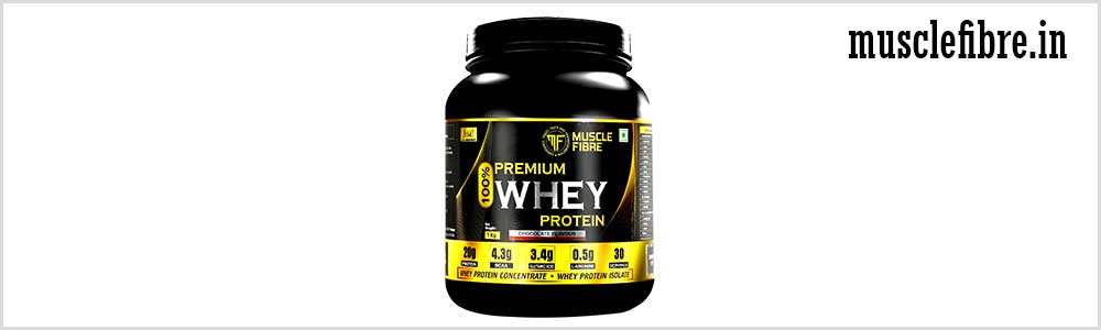 Muscle Fibre whey protein quality