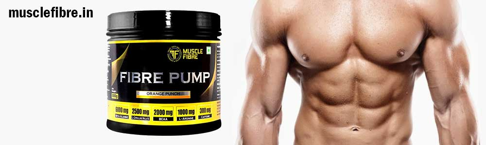 About Muscle fiber pre-workout
